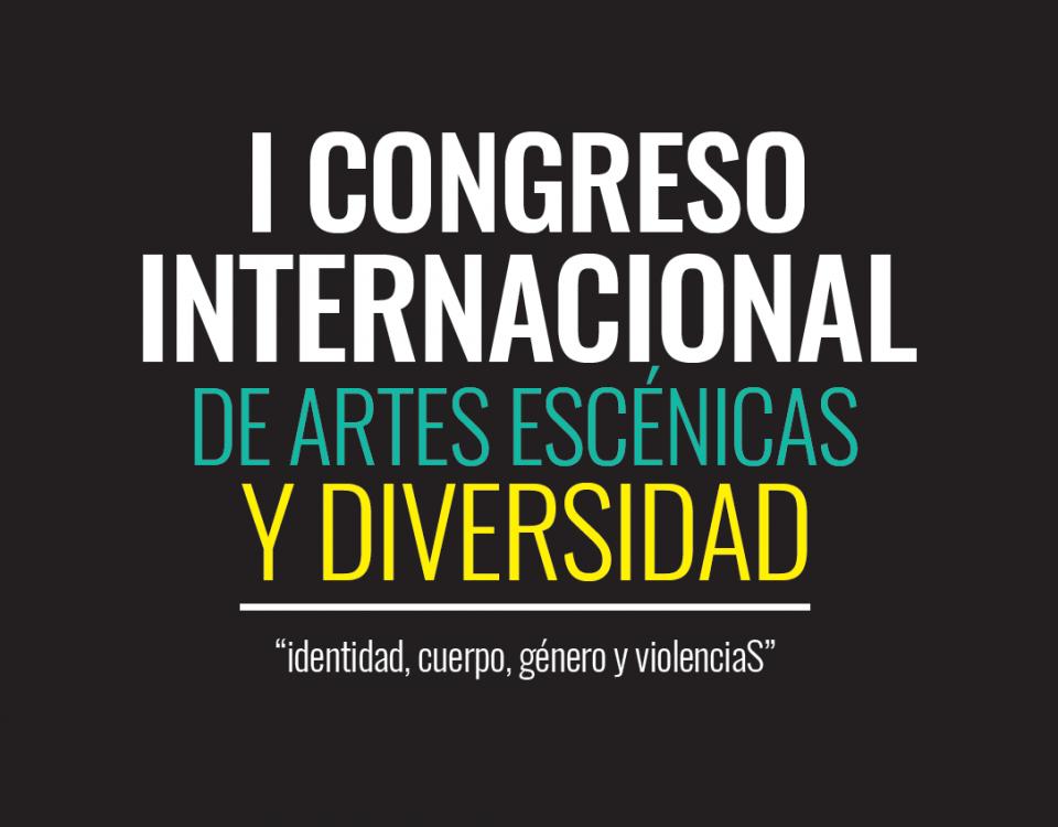 Teatro artes escénicas congreso internacional social